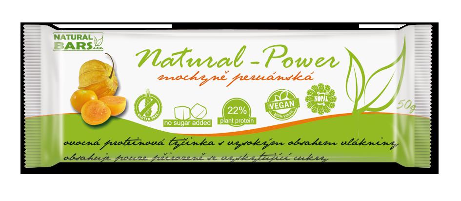 proteinová tyčinka bez cukru