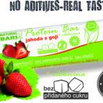 Protein Bar – Jahoda+Goji