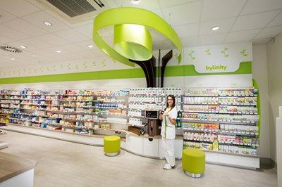 Natural Bars v koupíte v novém konceptu lékáren Teta.